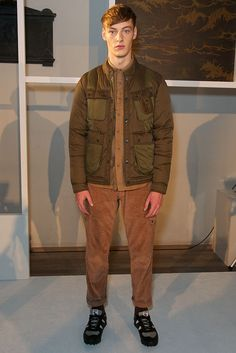 barbour 2015aw London