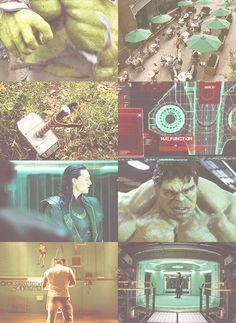 Avengers + Green