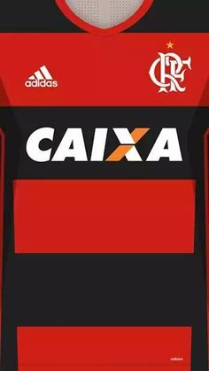 CR Flamengo 16-17 kit home