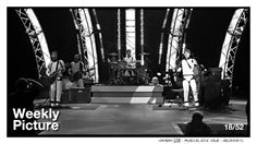 Week 18 of 52  HANSON 2011 - Musical Ride Tour, Epcot - Orlando FL  We are excited to be returning to Epcot at Walt Disney World this year for another fun series of shows, at the start of next week. Here we are on a past performance in full storm trooper suits in honor of Halloween). How did you celebrate the holiday this year? Tell us about it