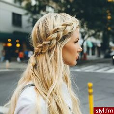 25 photos de tresses absolument incroyables ! - Coupe de cheveux