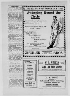 Carrizozo news. (Carrizozo, N.M.) 1908-192?, October 01, 1909, Image 6