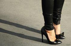 #black #pumps