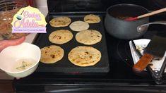 Como hacer pupusas salvadorenas con carne