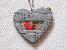 Coeur dans l'esprit Steampunk