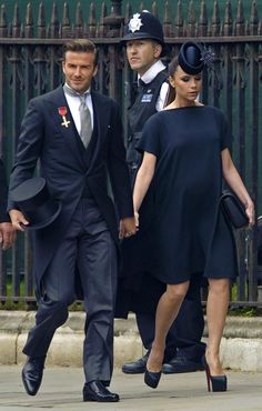 18. Victoria Beckham  - Top 20 pregnant celebrity fashion