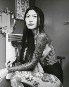 39 Full Body Tattoo Ideas for Women Style - Hautfarben (Pain-Ted Skin/ Tattoos) . - 39 Full Body Tattoo Ideas for Women Style – Hautfarben (Pain-Ted Skin/ Tattoos) Tattoo Girls, Tattoo Designs For Girls, Girl Tattoos, Tatoos, Hot Tattoos, Trendy Tattoos, Body Art Tattoos, Tattoos For Women, Full Body Tattoos