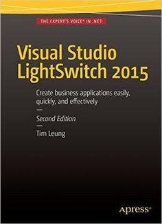Visual Studio Lightswitch 2015 PDF