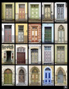 Doors - via Buildings and Bourbon