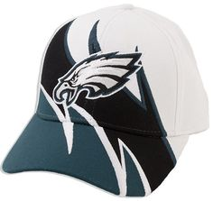 CPPE03 Cap Philadelphia Eagles Sharks Tooth