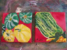 Watercolors on Wax Resist Pumpkins Wax, Arts And Crafts, Create, Drawings, Artist, Blog, Painting, Watercolors, Pumpkins