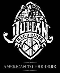 Photo of Julian Hard Cider Beer Label