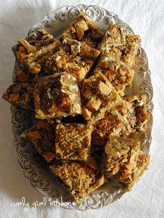 Brownies, Van and Recipe on Pinterest