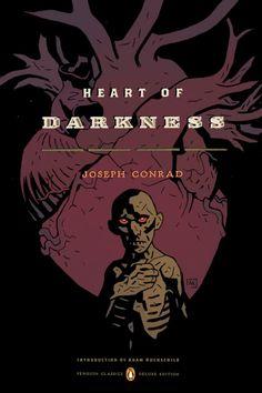 Heart of Darkness - Joseph Conrad http://www.casualoptimist.com/2012/03/06/new-graphic-classics/