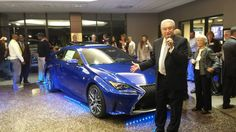 We had a great time at our 2015 RC/NX Launch Event at Lexus of Chattanooga! http://www.lexusofchattanooga.com/