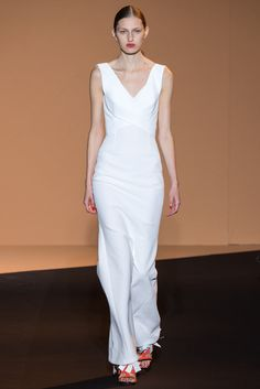 Roland Mouret - Spring 2015 Ready-to-Wear