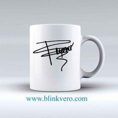 Beyonce signature Awesome Mug Ceramic Mug Ceramic Mug Funny Coffee Cup Chocolate Mug at low price