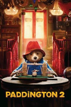 Paddington, now happily settled with the Brown family and a popular member of the local community, picks up a series of odd jobs to buy the perfect present for his Aunt Lucy's birthday, only for the gift to be stolen. Comedy Movies, Hd Movies, Movies Online, Movies And Tv Shows, Submarine Movie, Latina, In Cinemas Now, Top Rated Movies, Movies