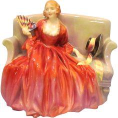 Royal Doulton Sweet and Twenty Figurine HN 1298 from oldstonemansion on Ruby Lane