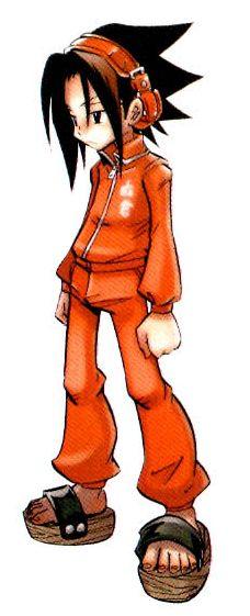 Shaman King - Asakura Yoh