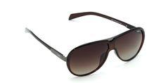 Buy Now IDEE Sunglasses Unisex Large 62mm Brown Polarized Aviator IDEE-S2240-C3P Online : India , US