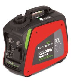 Earthquake IG800W Portable Inverter - Read our detailed Product Review by clicking the Link below