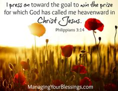 #Scripture #Sunday (God's Truth and encouragement for your day from ManagingYourBlessings.com)