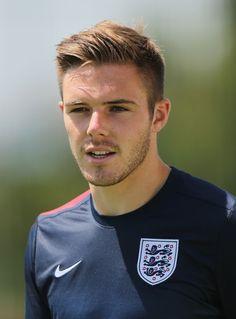 Jack Butland GK of team GB