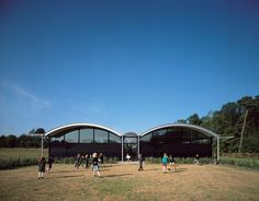 Image result for hampshire architects the mound stand Education Architecture, Electrical Engineering, Sydney Harbour Bridge, Primary School, Hampshire, Winchester, Architects, Landscape, Building