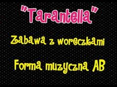 """Zabawa z woreczkami do melodii """"La Raspa"""" Music Lessons, Zumba, Kids And Parenting, Education, Words, Youtube, Activities, Therapy, Music Ed"""