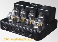 China-Hifi-Audio Presents Tube Amplifier related New Products For The New Year