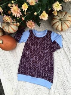 Tunic baby tunic toddler tunic baby dress by DarlingLittleDeer