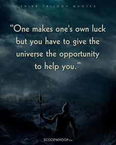 24 from that'll make you see Good, Evil n Divinity in a Whole New Light. Amish Tripathi's Books Shiva Trilogy via True Feelings Quotes, True Quotes, Best Quotes, Qoutes, Quotations, Godly Quotes, Favorite Quotes, Hinduism Quotes, Krishna Quotes