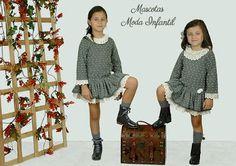 #modainfantil #otoñoinvierno #lamartinica Sweaters, Dresses, Fashion, Kids Fashion, Pets, Vestidos, Moda, Fashion Styles, Sweater