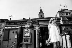 Tango auf der Herzbaracke - Hochzeit von Nikolina und Santiago in Zürich (Schweiz)