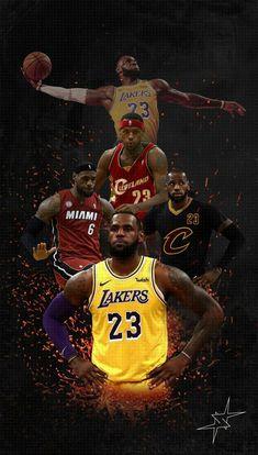 King Lebron James, Lebron James Lakers, King James, Lebron James Wallpapers, Nba Wallpapers, Basketball Art, Basketball Players, Michael Jordan Art, Lakers Wallpaper