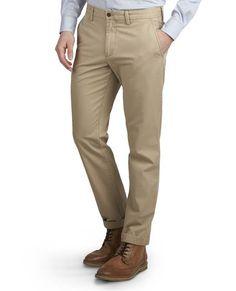 Béžové volnočasové kalhoty Cassidy,