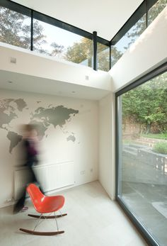 house extension - Victoria Park Gardens, Glasgow - Cameron Webster architects - Tom Manley photos
