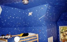 Jak zařídit strop v dětském pokoji: pět zajímavých nápadů | How I can...