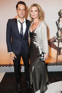 Kate Moss for Topshop launch party