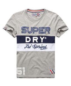 Superdry Velo Peleton T-Shirt                                                                                                                                                                                 Mehr