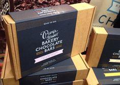 Pump Street Bakery packaging Brownie Packaging, Bakery Packaging, Design Packaging, Brand Packaging, Branding Design, Id Design, Graphic Design, Sweet Box Design, Cake Slice Boxes