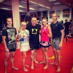 #bytom #poland #training #muaythai