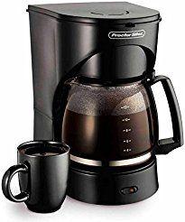 Christmas deals week Proctor Silex 12-Cup Coffeemaker Black (43502)