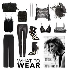 """""""NEW YEARS EVE what to wear, classic black fashion style"""" by ccilieana on Polyvore featuring Pour La Victoire, Boohoo, Topshop, Mimi Holliday by Damaris, Yves Saint Laurent, Jacques Vert, Nine West, Marc by Marc Jacobs, Zadig & Voltaire and Helmut Lang"""