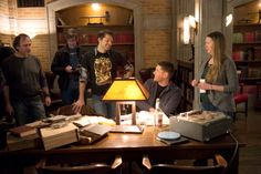 Supernatural's Misha Collins' Directorial Debut « Real TV Reviews