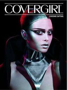 Chrome Captain - Covergirl Reveals All the Looks from Star Wars Collaboration