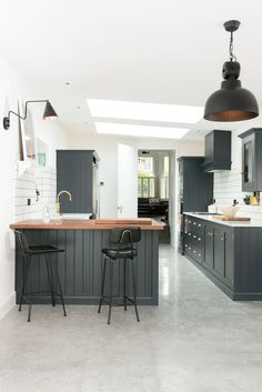 Beauty in a London kitchen... – Greige Design