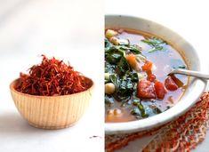 Garbanzo/spinach soup