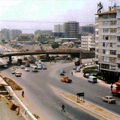 bugünden farklı bir Zincirlikuyu (1974) #oldphotos #birzamanlar #Istanbul #Zincirlikuyu #istanlook
